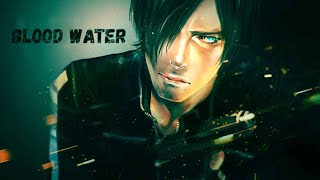 Leon Kennedy Blood Water RESIDENT EVIL