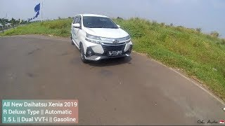 Daihatsu All New Xenia R Deluxe 1.5 2019 POV Test Drive || GL Auto