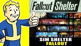 Fallout Shelter : Build Underground Shelter and Keep your Dwellers Happy (ios Gameplay Tutorial)