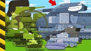 Kartun tentang tank. Perang tank kartun. Tank kartun untuk anak-anak. Dunia tank.