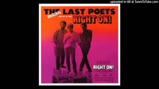 The Last Poets - Today Is A Killer