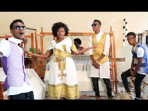 Tg ft Beki, Bu-K & Pro kid - Habesha Swag - New Ethiopian Music 2015 (Official Video)