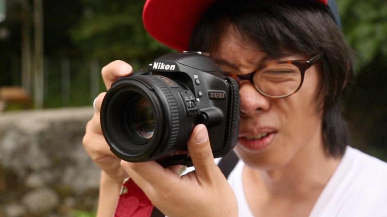 Camera Reviews On Nikon D3200 Dslr Camera nikon d3200 hands on review youtube
