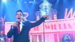 Robbie Williams mack the knife