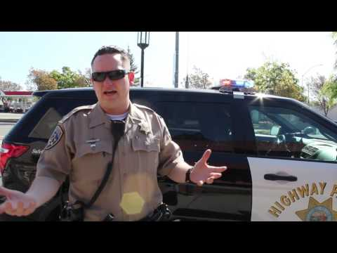 CVTV COPS :  Behind the Badge with CHP on April 4, 2017
