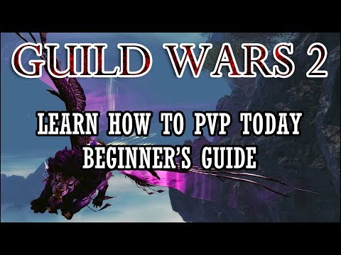 """Guild Wars 2 – A Short """"How To"""" PvP Guide (Conquest, Rotations, Numbers Advantages) 2018"""