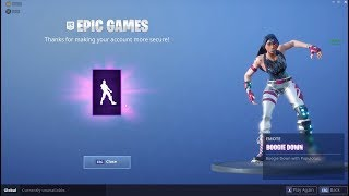 How to get the Boogie-Down dance in fortnite