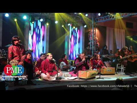 Ajj Din Chadheya - Ustad Rahat Fateh Ali Khan Live Mp3