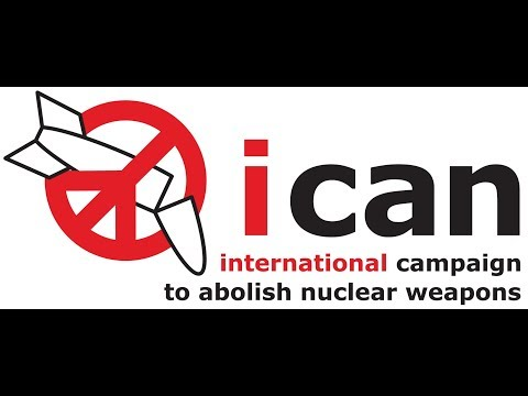Press conference with ICAN, Nobel Peace Prize 2017