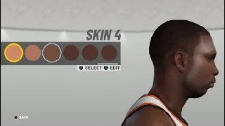 NBA 2K19 face scan issues