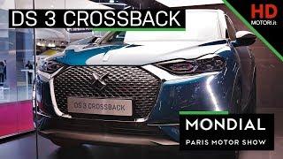 DS 3 Crossback: il CROSSOVER premium secondo i francesi