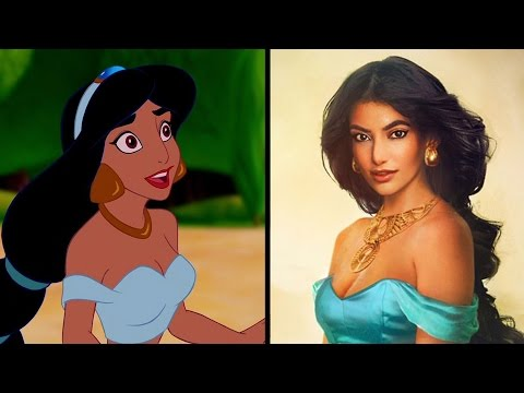 This Is What Disney Princesses Would Look Like In Real Life