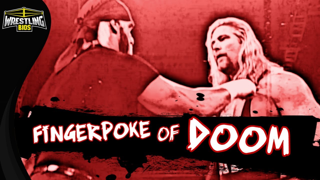 The Story of the WCW Fingerpoke of Doom