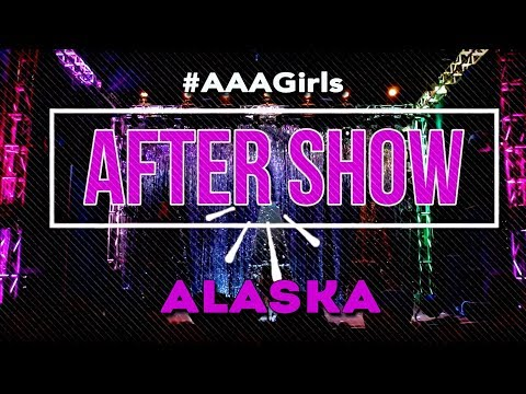 After Show --  The AAA Girls Tour -- Atlanta, GA