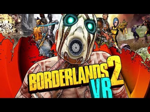 Psvr Borderlands 2 Accion A Chorros En Realidad Virtual!!