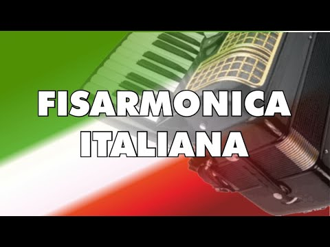 Fisarmonica italiana - liscio per fisarmonica (accordion music)