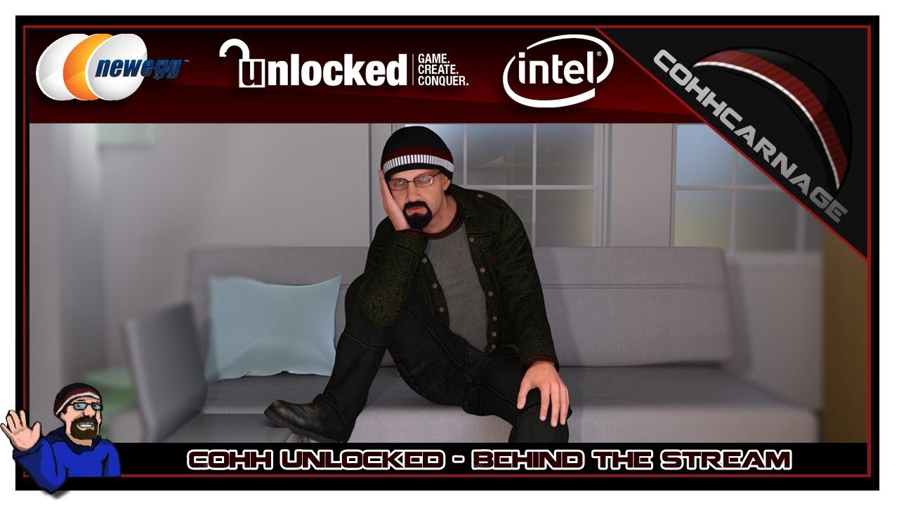 Unlocked Stream