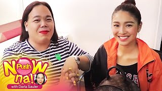 Push Now Na: Nadine Lustre shows what's inside her bag