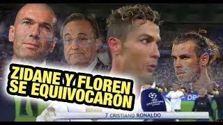 Cristiano Ronaldo se DESPIDE del Real Madrid (BALE SE VA)