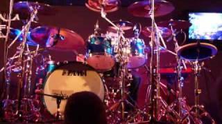"John Tempesta drumclinic, 15-04-2009 :  ""Into the Pit - Testament"""