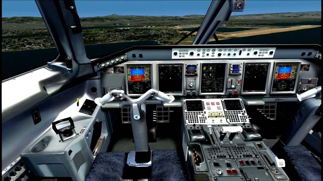 embraer 190 wilco fsx