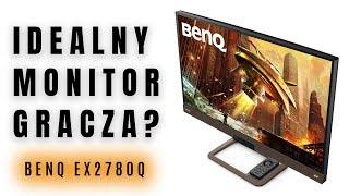 BenQ EX2780Q  - IPS 144Hz HDR FreeSync2 i prawie GSync - test i recenzja