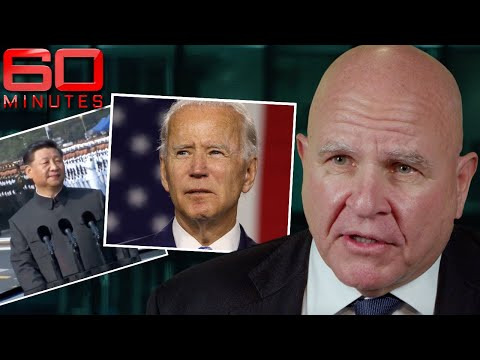 Security expert says the Chinese Communist Party will try to 'lure' Joe Biden | 60 Minutes Australia