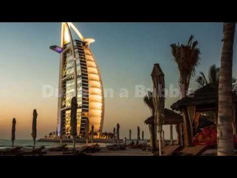 Dubai in a Bubble - Elle Smith
