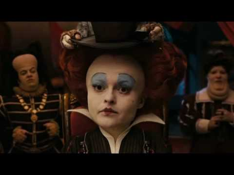 ALICE IN WONDERLAND music video! (HD) Korn - Thoughtless
