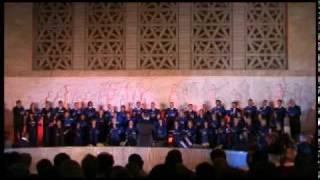 Love knows no borders - Rheinberger Chamber Choir 2009.mpg