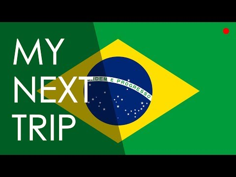 BRAZIL IS WHERE IM GOING IN MY NEXT SKATE TRIP // LIVE VLOG