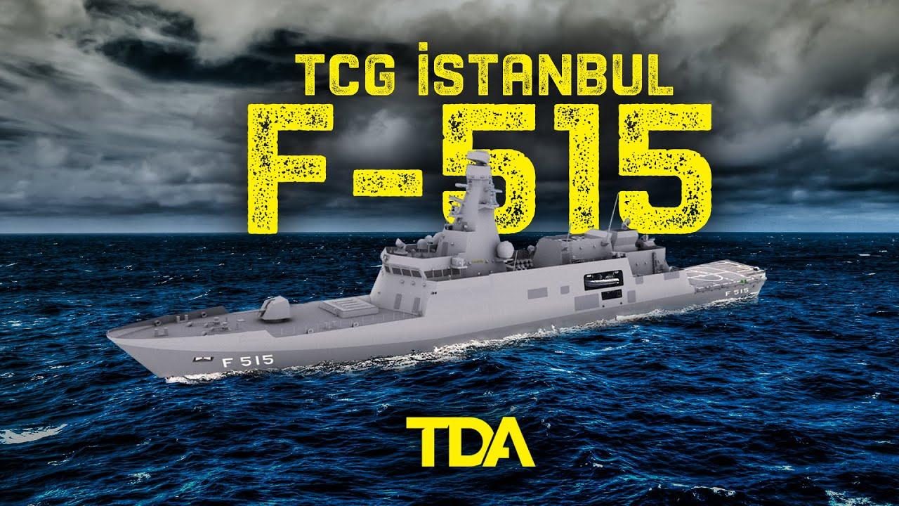 Türkiye'nin İlk Yerli Fırkateyni TCG İstanbul'u Tanıyalım
