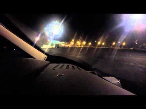 Piaggio P180 Avanti II flightdeck video