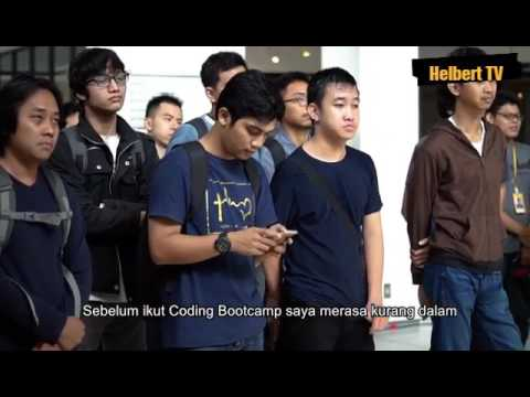 Anggota Hacktiv8 Indonesia Mengikuti Coding Bootcamp