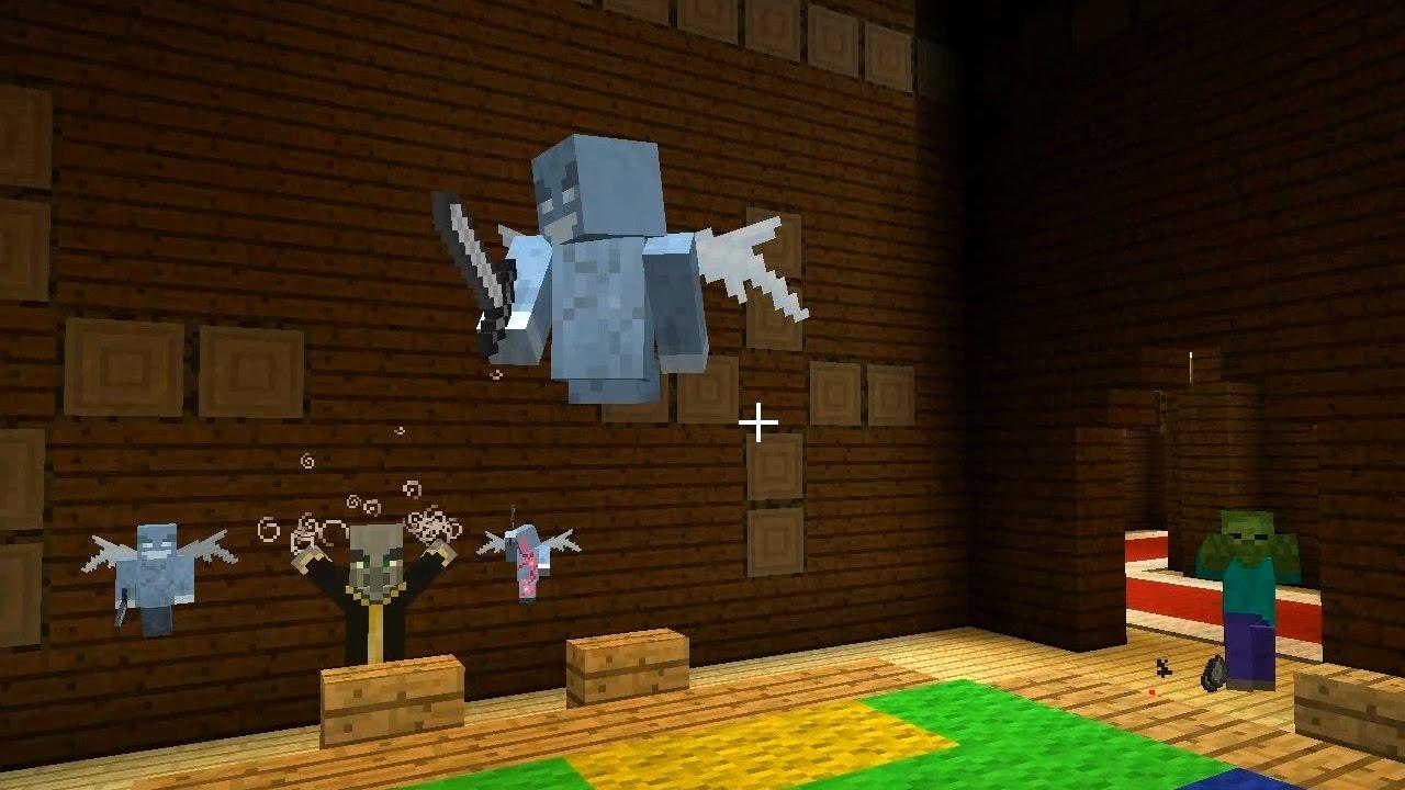 Etho Plays Minecraft Episode 467 Woodland Mansion Youtube
