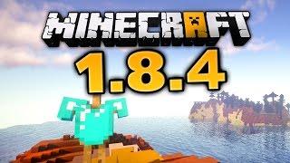 Minecraft 1.8.4 - Was ist neu? (German)
