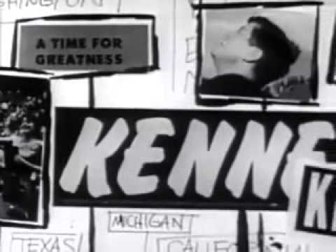 John Fitzgerald Kennedy - 1960 Election Commercial