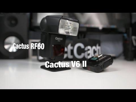 ENGLISH: Cactus RF60 - Cactus V6II - Fujifilm X-Pro 2