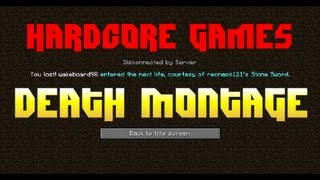 Hardcore Games LIVE Deaths Montage