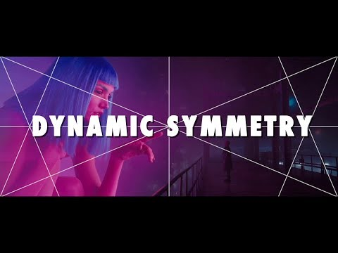 Dynamic Symmetry:  How filmmakers can compose shots mathematically [INTRO] (2019)