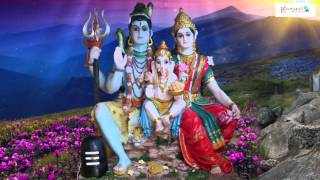 Lord Shiva Sanskrit Devotional || Shiva Panchakshara Nakshatramala Stotram || G.V.Prabhakar