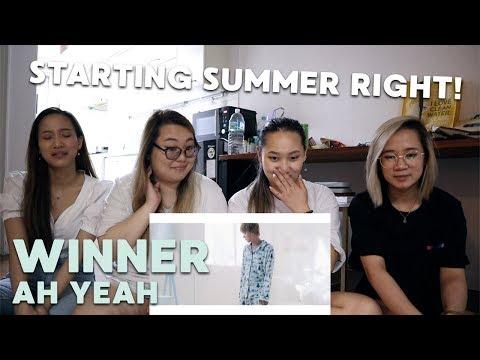 "MV REACTION | WINNER (위너) ""AH YEAH (아예)"""