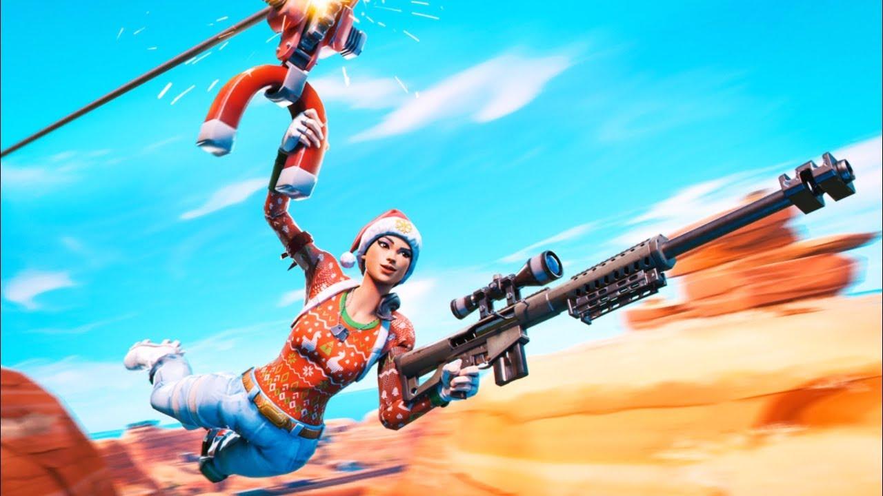 Sniper Fortnite