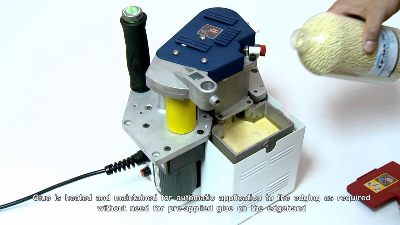 Portable Contour Edge Banding Machine BR500