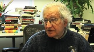 Noam Chomsky - Hatred of Unions and Social Security