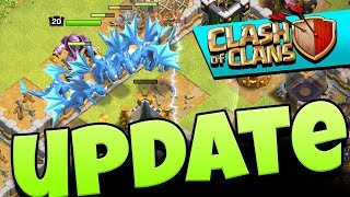 CLASH OF CLANS NEW UPDATE!