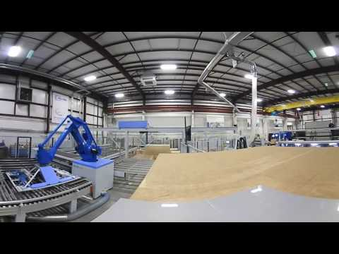 360º View of a Continuous Production Work Cell Demonstration | Stiles Machinery
