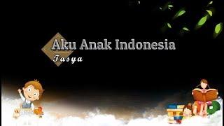 [Midi Karaoke] 🎵 Tasya - Aku Anak Indonesia 🎵 +Lirik Lagu [INSTRUMENTAL]
