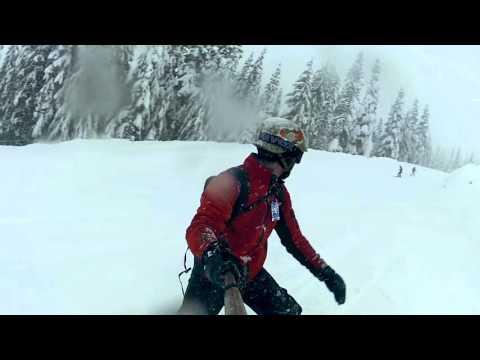Snoqualmie Pass - Summit Central Ski Boarding