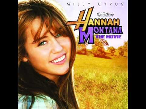 Hannah montana the movie - Crazier (Taylor Swift) Full HQ